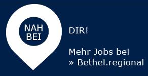 NAH BEI DIR! Mehr Jobs bei » Bethel.regional